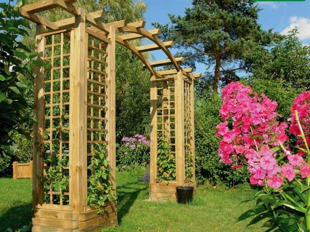Pergolen - idealer Ruhepunkt in Ihrem Garten - Kolhöfer Garten- und ...